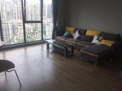 六合天寓 3室2厅1厨2卫 143.0m² 整租租房效果图