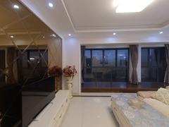 雅戈尔太阳城湖邑 3室2厅1厨2卫 141.0m² 精致装修二手房效果图