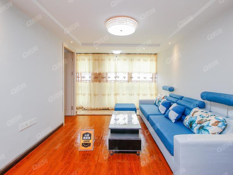 华侨城四海锦园 4室2厅1厨2卫57.5m²精致装修