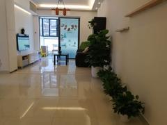 宝能太古城花园北区 2室2厅0厨1卫 77.0m² 整租租房效果图