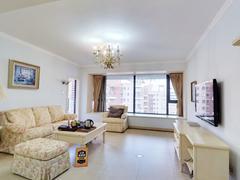 澳城一期 深圳湾海景4室2厅1厨2卫141.14m²诚租