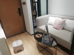 跑马地花园 1室1厅1厨1卫 25.0m² 整租租房效果图