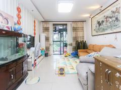 凤凰城家家景园桂香堤岸二期 3室2厅1厨1卫 117.11m² 精致装修二手房效果图