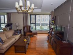 鲁商首府 3室2厅1厨2卫 160.0m² 精致装修二手房效果图