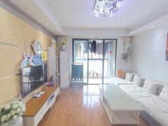 华润幸福里 2室2厅1厨1卫 86.16m² 精致装修二手房效果图