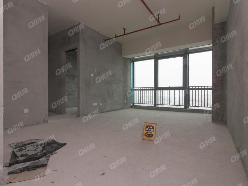 六和城 2室1厅0厨1卫 110.46m² 精致装修