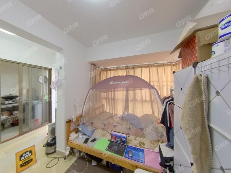 裕达华庭 1室0厅1厨1卫16.91m²普通装修