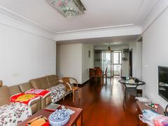 中海国际社区一区 3室2厅1厨2卫 137.0m² 精致装修二手房效果图