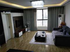 徽州家园 3室2厅1厨1卫 107.28m² 普通装修二手房效果图