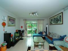 华景新城 3室2厅1厨2卫 129.3m² 精致装修二手房效果图