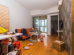 中海康城国际 1室1厅1厨1卫 48.3m² 整租租房效果图