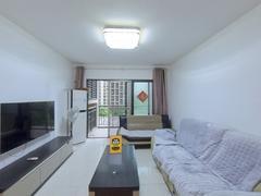 中海塞纳时光 3室2厅1厨1卫 88.0m² 整租租房效果图
