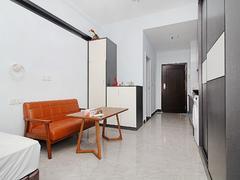 摩根国际 1室1厅1厨1卫 39.0m² 整租出租房效果图