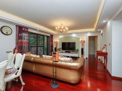 越秀可逸江畔 3室2厅1厨2卫 144.95m² 满五二手房效果图