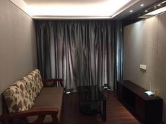 京基滨河时代广场 高层两房,精致装修,居住舒适租房效果图