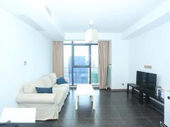 六合天寓 刚需诚售两房住宅 钥匙在手 清爽装修二手房效果图