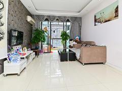 世茂江滨花园碧景湾 2室2厅1厨1卫 87.77m² 精致装修二手房效果图