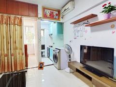 福园单身公寓 房子干净清爽,朝南非常安静,配置齐全,可拎包入住