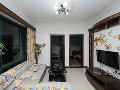 金碧世纪花园 2室2厅1厨1卫 69.0m² 整租租房效果图