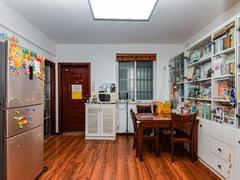 建国南苑 精装2室1厅1厨1卫 户型正气电梯房二手房效果图