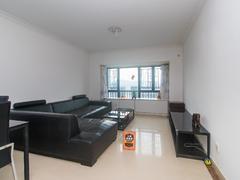 中海康城国际 大运新城公园旁3室2厅1厨2卫88.0m²整租租房效果图