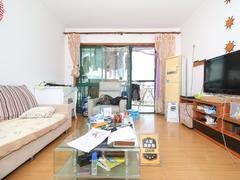 广博星海华庭 两房两厅高层视野开阔出租房效果图