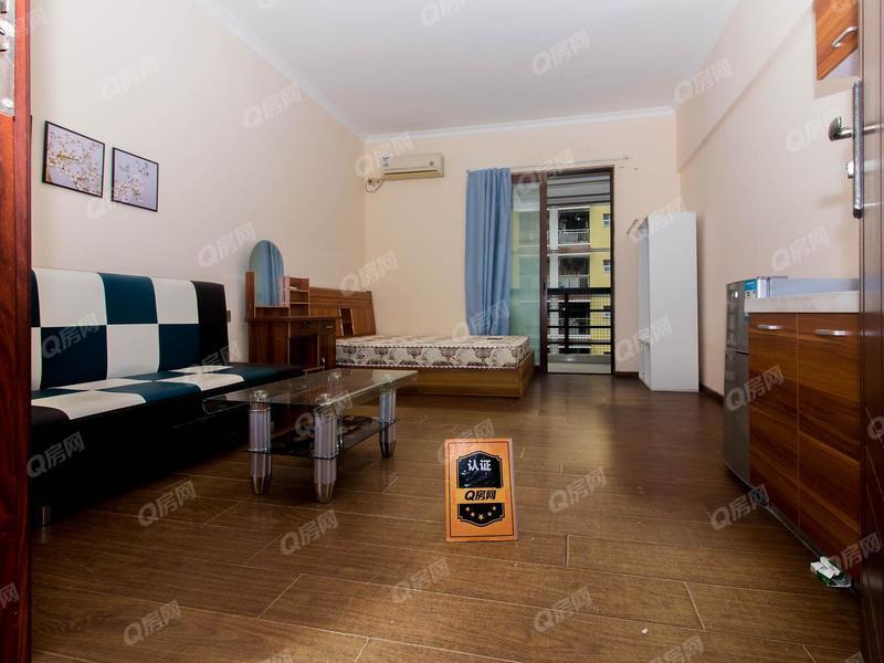 8克拉 1室0厅0厨1卫36.3m²精致装修