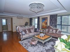 鲁商首府 3室2厅1厨2卫 165.0m²租房效果图